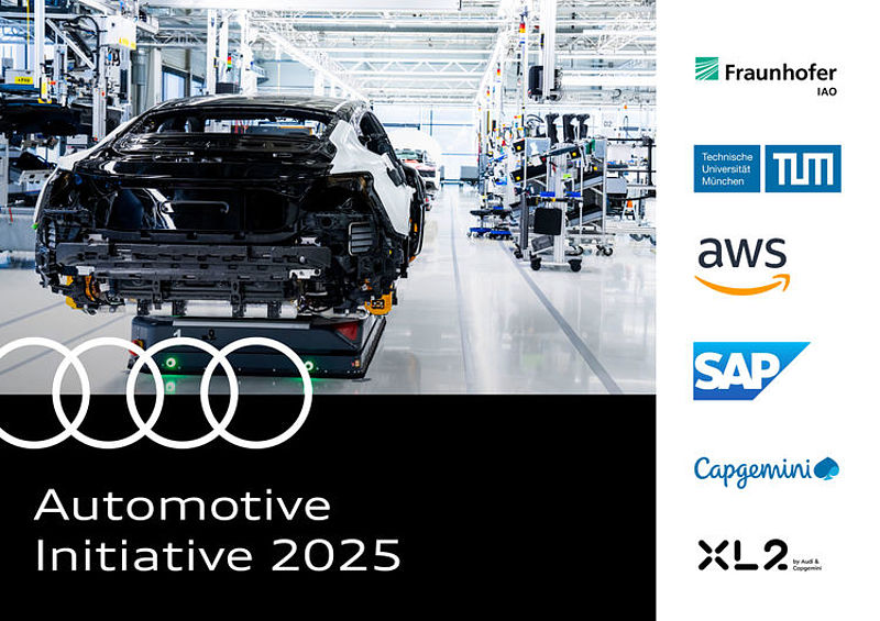 Audi startet Initiative für digitale Fabriktransformation in Heilbronn